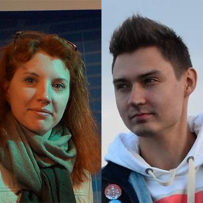 Татьяна Рыженкова и Сергей Звягин, DevExpress